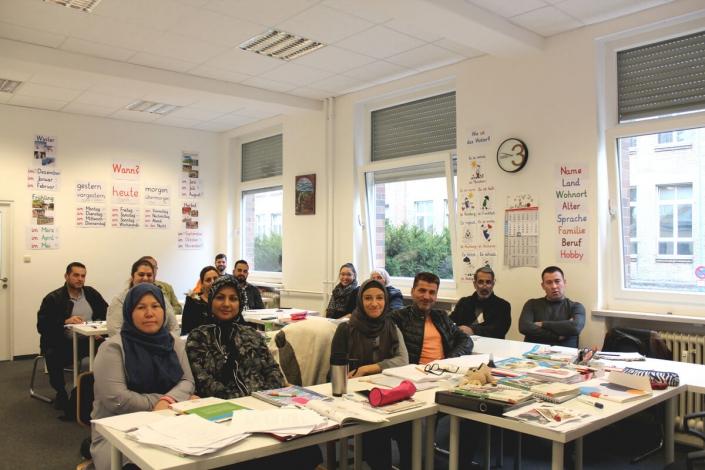 Eindrücke von der Sprachschule Pittner